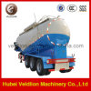 3개의 차축 40ton/40m3 Bulk Cement Tanker Trailer