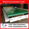 Equipo minero de la lata, canal grande que sacude la tabla para la concentración de la lata