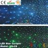 3m*8m Fireproof Cloth Stage Decoration Lighting Star Curtain СИД