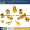 Precision fait sur commande Forging et commande numérique par ordinateur Machining Brass Partie
