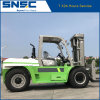 La nueva fork del IC de 10 toneladas de Snsc levanta la carretilla elevadora del motor de Isuzu