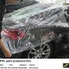 Película de la protección de la pintura del claro de la carrocería de coche de Ppf del rasguño de PVC/TPU Unti
