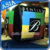 aerostato dell'elio di Inflatabe di stampa di Digitahi del cubo di 2m per visualizzazione