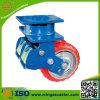 Twin Wheels Shock Absorption Caster