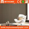 Resistente al agua de la banda de PVC en relieve el papel de pared
