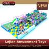 Matériel d'intérieur de cour de jeu d'enfants mous de plastique de la CE (T1506-10)