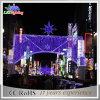 Lumières imperméables à l'eau de Moitf Haning de Noël de décoration extérieure de rue