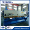 Hydraulische Scherende Machine voor de Plaat van het Metaal (QC11Y-12X4000)