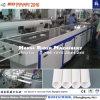 Máquina del conducto del alambre de la electricidad del PVC de cuatro cavidades