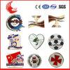 Kenteken Van uitstekende kwaliteit van het Metaal van de douane het Kleurrijke dat in China wordt gemaakt
