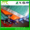 HDPE/PE/PVC Lona recubierta de respaldo