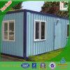 Casa prefabricada cómoda del envase para vivir