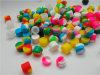 La categoría alimenticia antiadherente del envase del silicio del rectángulo 5ml del silicón de los envases de la cera sacude el sostenedor del petróleo del tarro del almacenaje de la herramienta del LENGUADO para el vaporizador Vape aprobado por la FDA