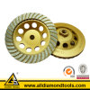 Segment Turbo Cup Wheel for Concrete (HCP-G)