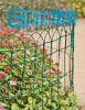Treillis métallique de frontière de sécurité/de cadre de jardin de fleur