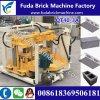 機械に石造りの煉瓦機械をする小さいQt40-3A Hydraformのブロック