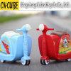 グライドの車輪が付いている新しいデザイン子供のおもちゃの荷物
