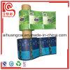 Film de empaquetage automatique de sachet en plastique de joint de dos de joint de quarte