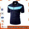 Bequemes preiswertes Form-Mann-Polo-Großhandelst-Shirt für Mann