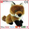 ASTM realistischer angefülltes Tier-Plüschweiche roter Fox-Spielwaren