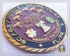 Het aangepaste Gegoten Platerende Gouden 3D Muntstuk van het Zink Matrijs