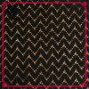 Большинств ткань шнурка ткани Терри популярного полиэфира 100 африканская