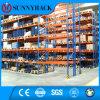 Sistema de rack de palete seletivo de armazenamento de armazenamento