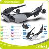 2017 occhiali da sole astuti di Bluetooth di ultimo stile con il trasduttore auricolare