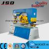Máquina de perfuração de corte de placas hidráulicas Q35y-35