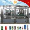 알루미늄 깡통 맥주와 소다 캔 충전물 기계