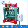 油圧移動式コンクリートブロックの煉瓦作成機械