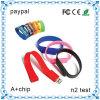 Banheira de novos produtos para 2014 Banda Moda bracelete de Silicone USB do dispositivo USB