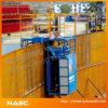 Machine de soudure de formation dégrossie simple et double de périmètre de réservoir d'Agw