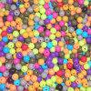 шарики конфеты цвета 8mm акриловые смешанные (02847)