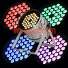 36*3W 3 색 LED 동위는 1개의 LED 단계 동위 빛에 대하여 /RGB 3 할 수 있다