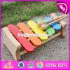 Ксилофон W07c048 новой игрушки младенца конструкции деревянный миниый