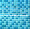 Mosaic di vetro Mixture per la piscina Tile di Building Decoration