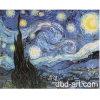 Peinture à l'huile impressionniste de paysage (YXFJ037)