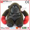 Pas Zachte Gevulde Dierlijke het In dozen doen van het Speelgoed Pluche Gorilla aan