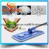Plancher télescopique de balai plat en microfibre
