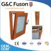 Finestra di alluminio della stoffa per tendine della finestra di vetratura doppia con vetro AS/NZS2208