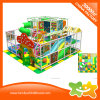 Buntes Baby-weicher Spiel-Geräten-Spiel-Innenbereich für Verkauf