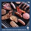 비 음식 급료 PTFE 실리콘 지팡이 BBQ 석쇠 매트