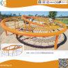 Structure en acier de plein air de l'escalade pour les enfants HX1502t