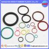 La norme ISO9001 joint torique en silicone de couleur