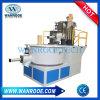 Unidad caliente del polvo del PVC y fresca plástica del mezclador