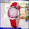 Relógio de pulso ocasional da mulher de quartzo da fábrica do ODM (Wy-067C)