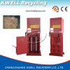 Presse hydraulique de déchets vivants de rebut de machines/marine de presse d'ordures de ménage de bateau