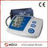 O braço superior do monitor de pressão arterial automática com aprovado pela CE