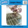 Las líneas blancas Arte de vidrio para decoración